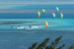 Ecole de kiteboard var