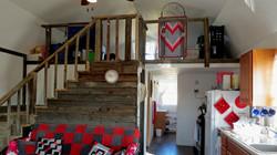 Living Room Kitchen Bathroom Loft