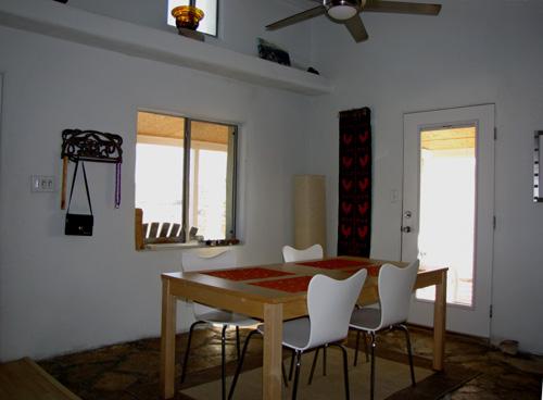Big Bend Getaway Dining Room