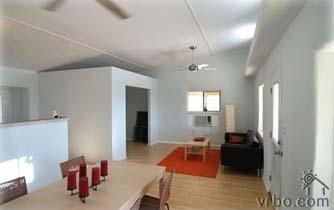 Getaway Living Room and Den
