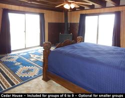 Cedar House - 1BR 2