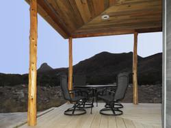 Decks with Mountain Views-