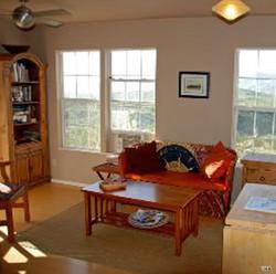 Terlingua Retreat Living Room