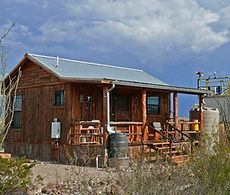 Big Bend Observatory. Vacation Rental with Private Observatory and Sky Deck. Astrotourism. Dark Sky. Telescope. Cedar Cabin.
