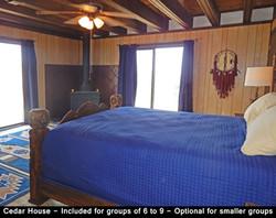 Cedar House - 1BR 1