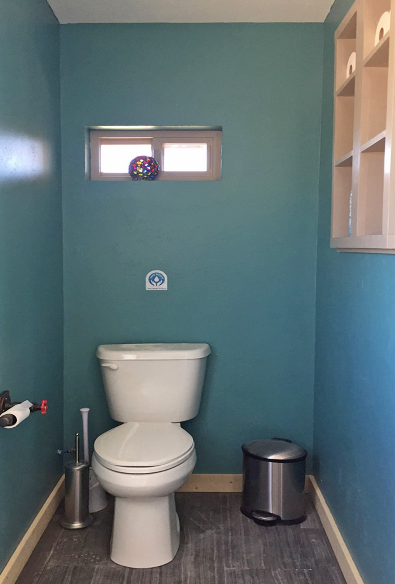 Bathroom Throne