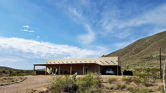 Sunrise Ridge. Vacation Rental. Terlingua Ranch. Big Bend. Lodging.