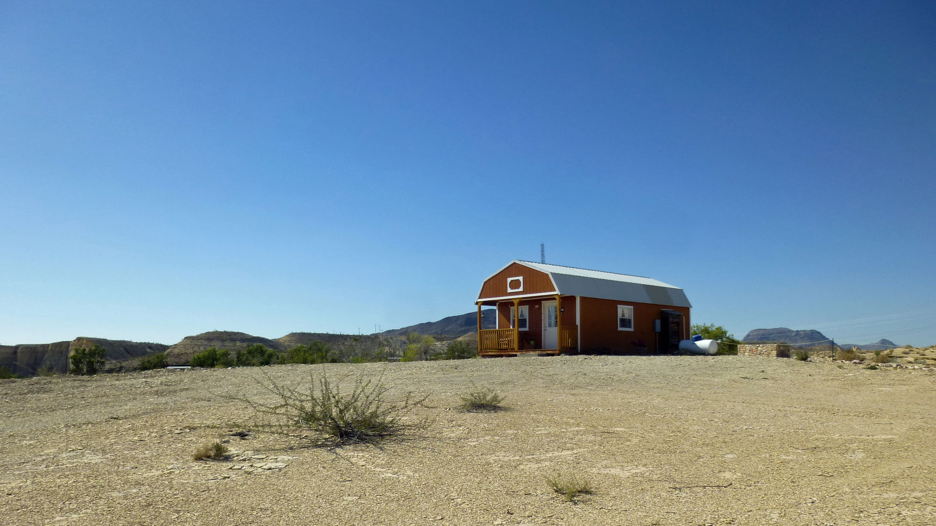 Sherri's Terlingua Cabin