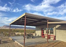 Javelina Hideout. Vacation Rental. Terlingua Ranch