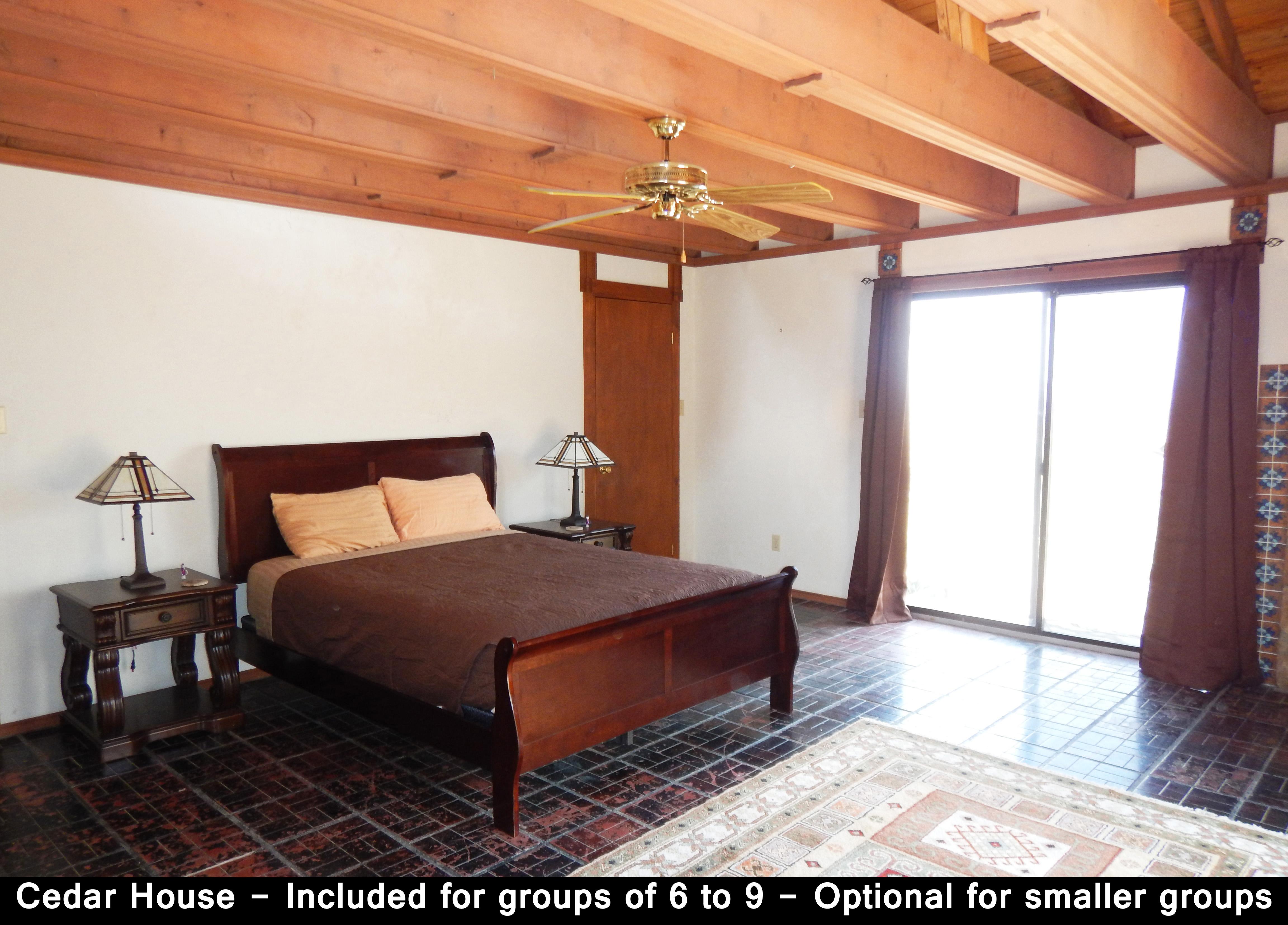 Cedar House - 2BR 4