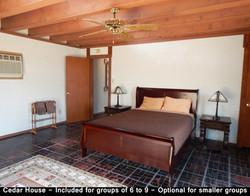 Cedar House - 2BR 3