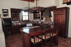 Dos Corazones Kitchen