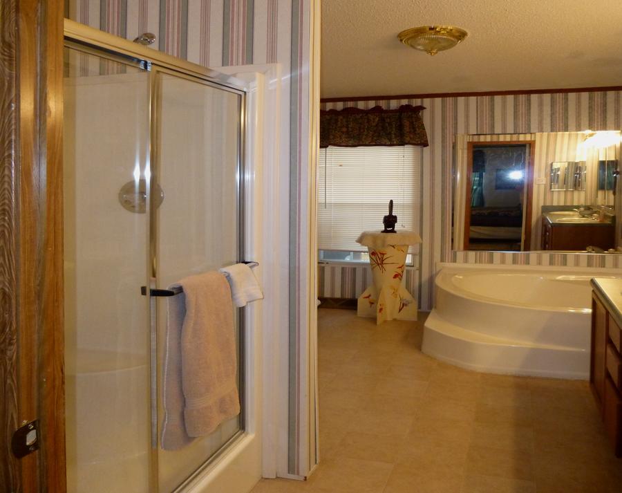 Rancho Master Bathroom