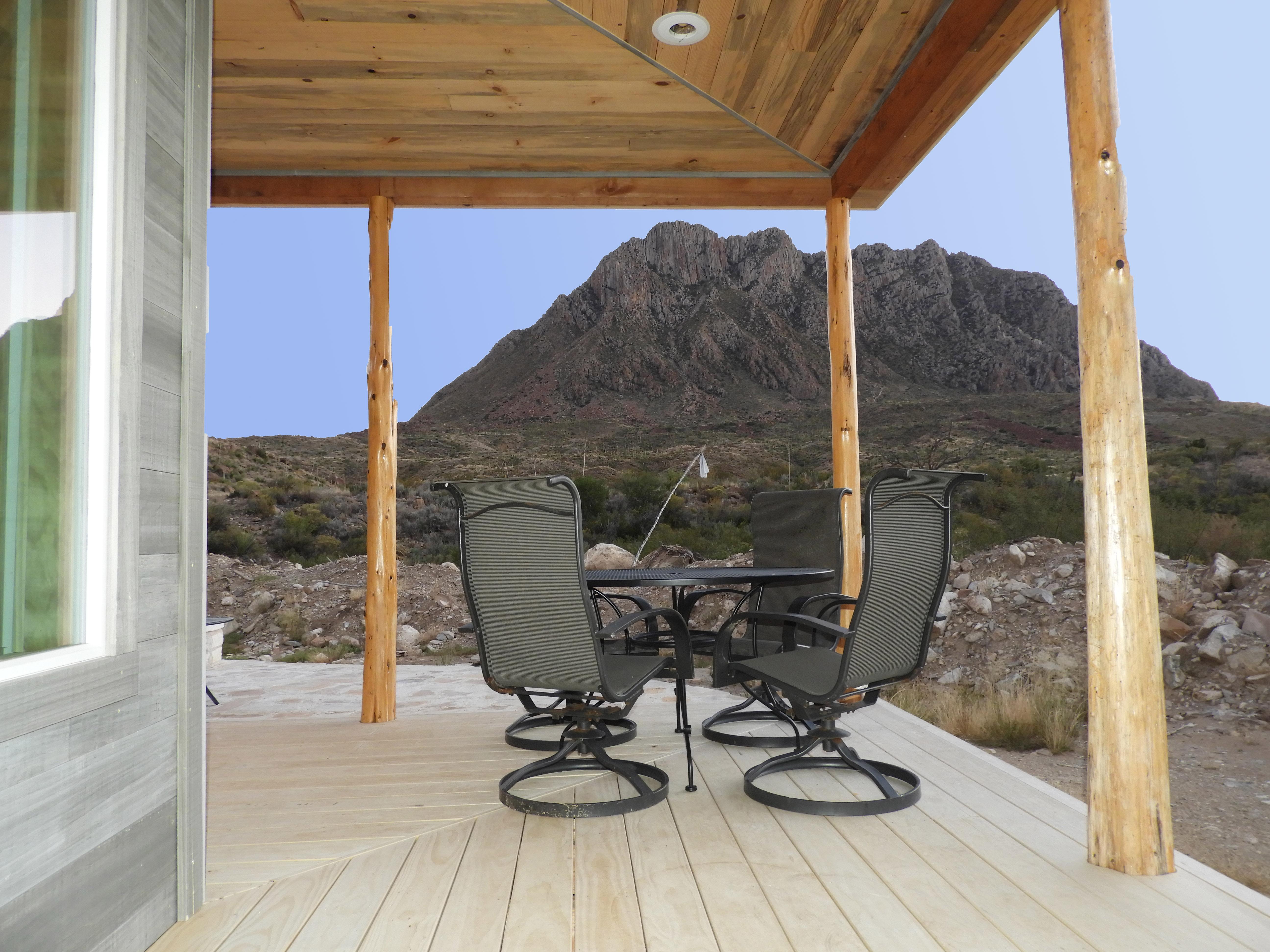 Decks with Mountain Views