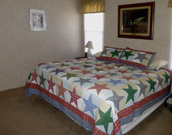 Laughing Horse King Bedroom