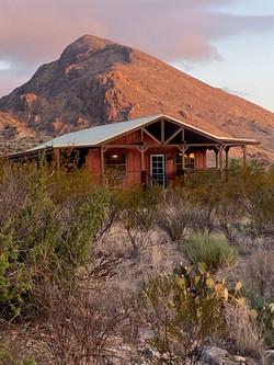 Cabin Front v