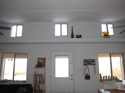 Windows at Big Bend Getaway