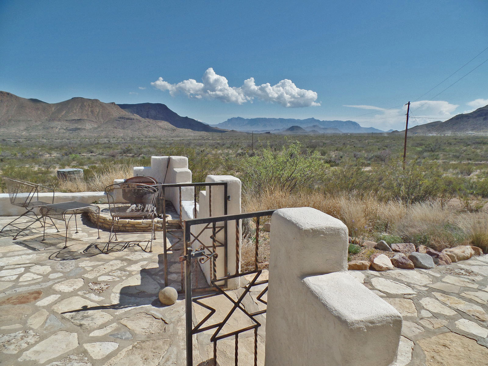 View of Chisos -lm