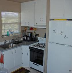 Terlingua Retreat Kitchen