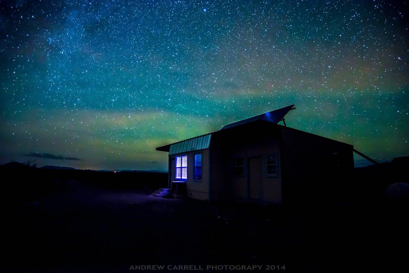 Ringtail Cabin