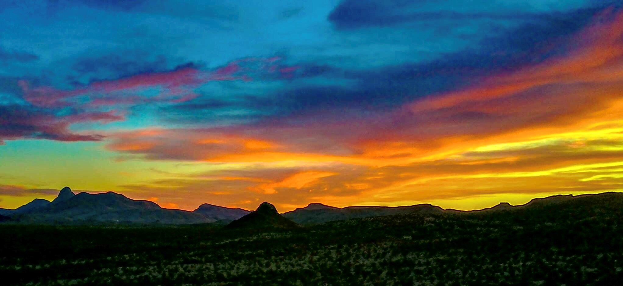 Timeless Ranch Sunset