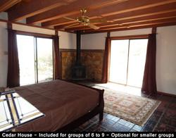 Cedar House - 2BR 2