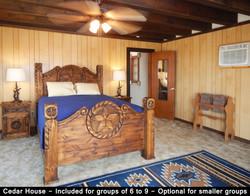 Cedar House - 1BR 4