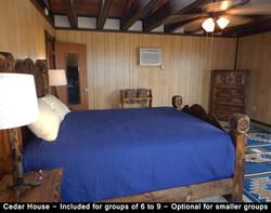 Cedar House - 1BR 3