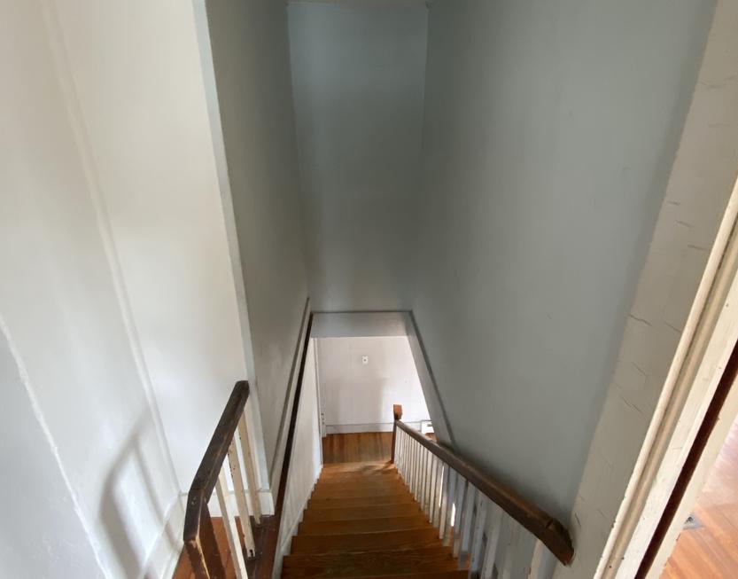 Before Stairway Top