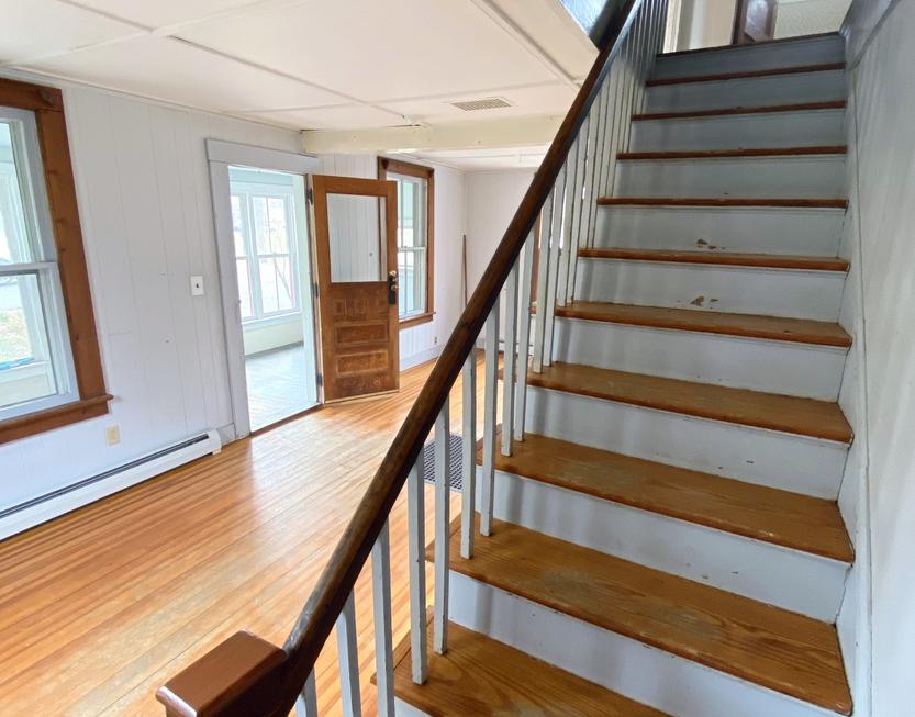 Before Stairway 1