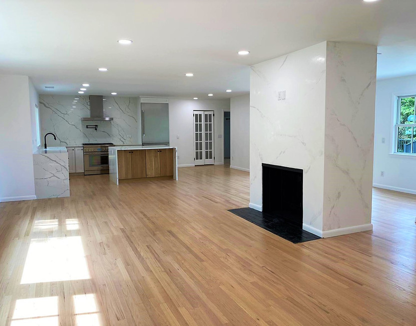 After Living Area