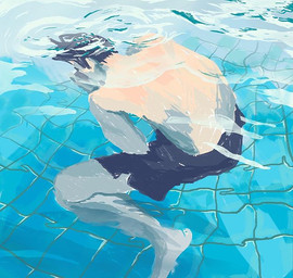 """Wallows"" by Audrey Tang"