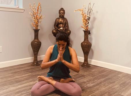 Namasthe! The new age greeting!