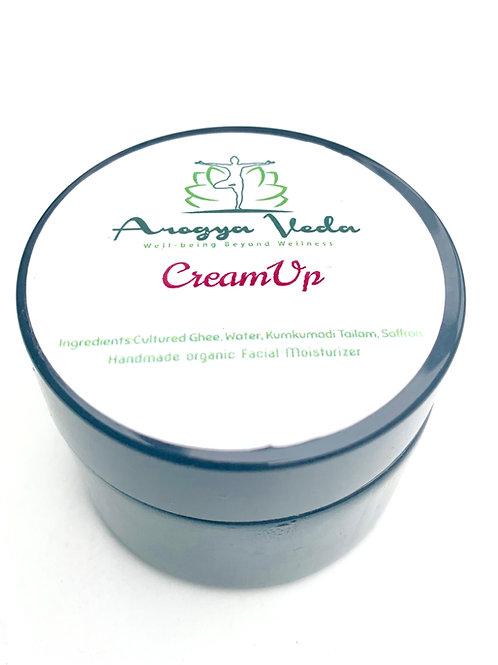 Ayurvedic facial moisturizer