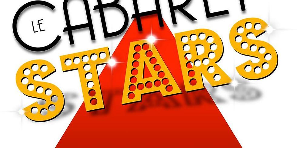 COMPLET - Cabaret des Stars - 1er octobre 2022 - 8e édition