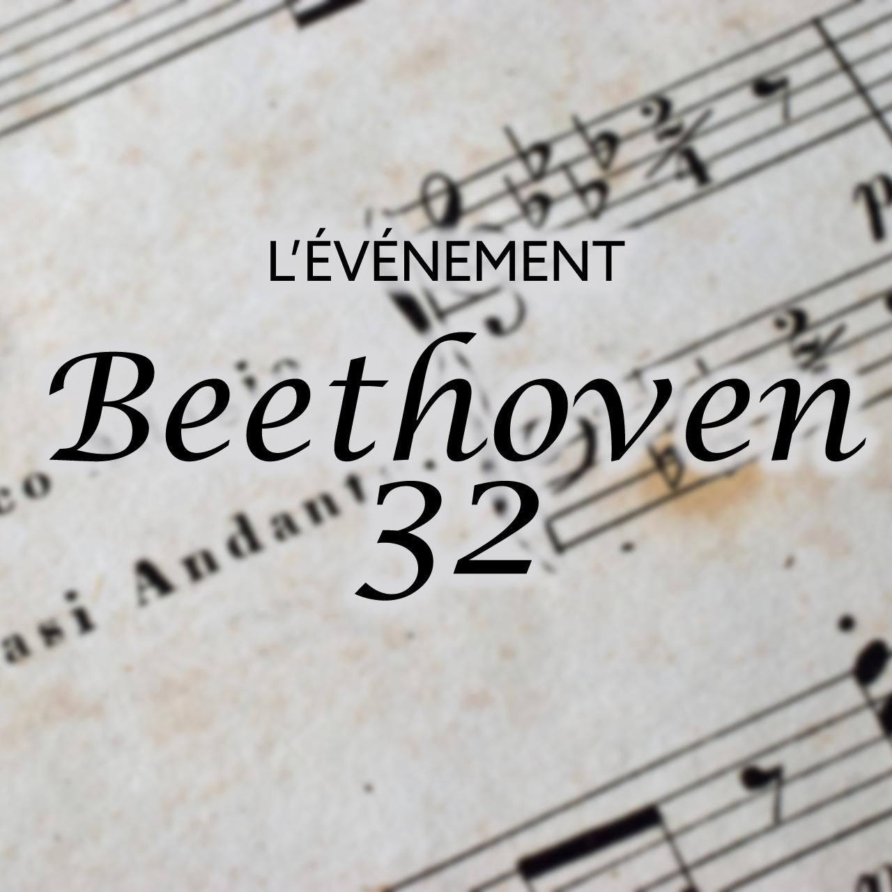 Beethoven 32