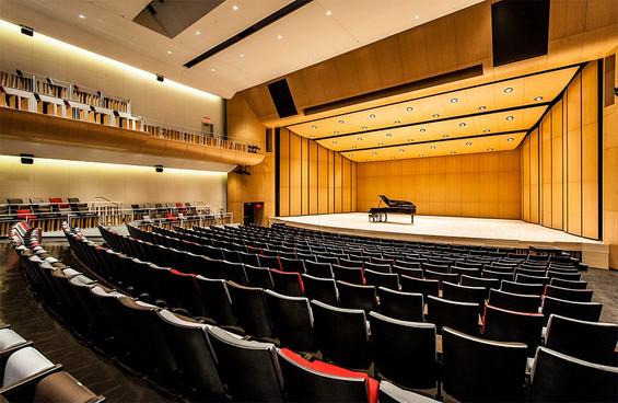 Salle Marguerite-Bougeoys, Montréal