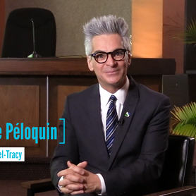 Rencontre avec Serge Péloquin, maire de Sorel-Tracy.