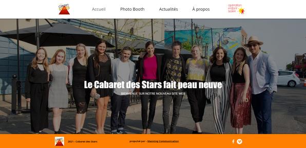Le Cabaret des Stars