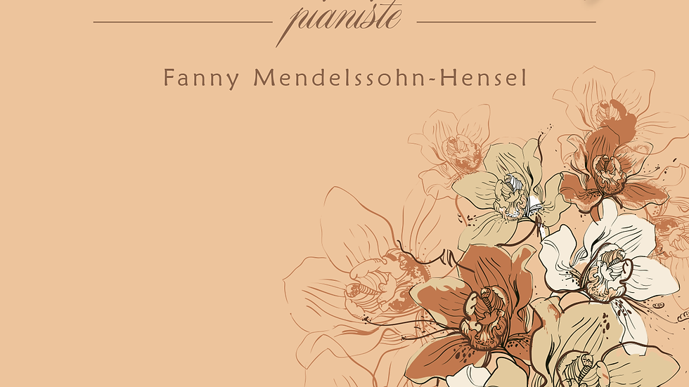 EP - Fanny Mendelssohn - Digital Album