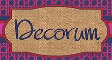 Decorum Logo