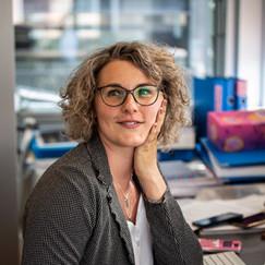 Sara Cogliati (CNIC). Premio del programa L'Oréal-Unesco For Women in Science (14ª Edición).