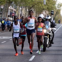 Media Marathon Madrid 2019
