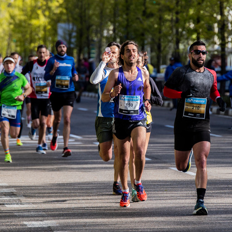 Media Marathon Madrid 2019