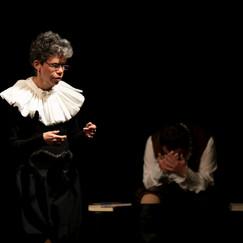 """Obra """"Quijote"""". Compañía de teatro La Tramoya."""