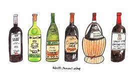 ワイン習作