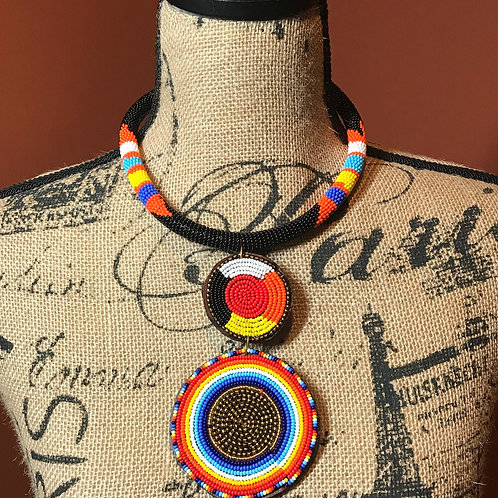 Ayo Tribal Necklace