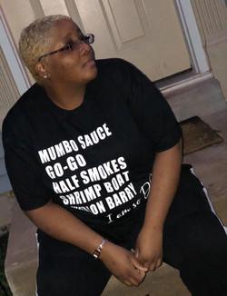 Kimara DC shirt