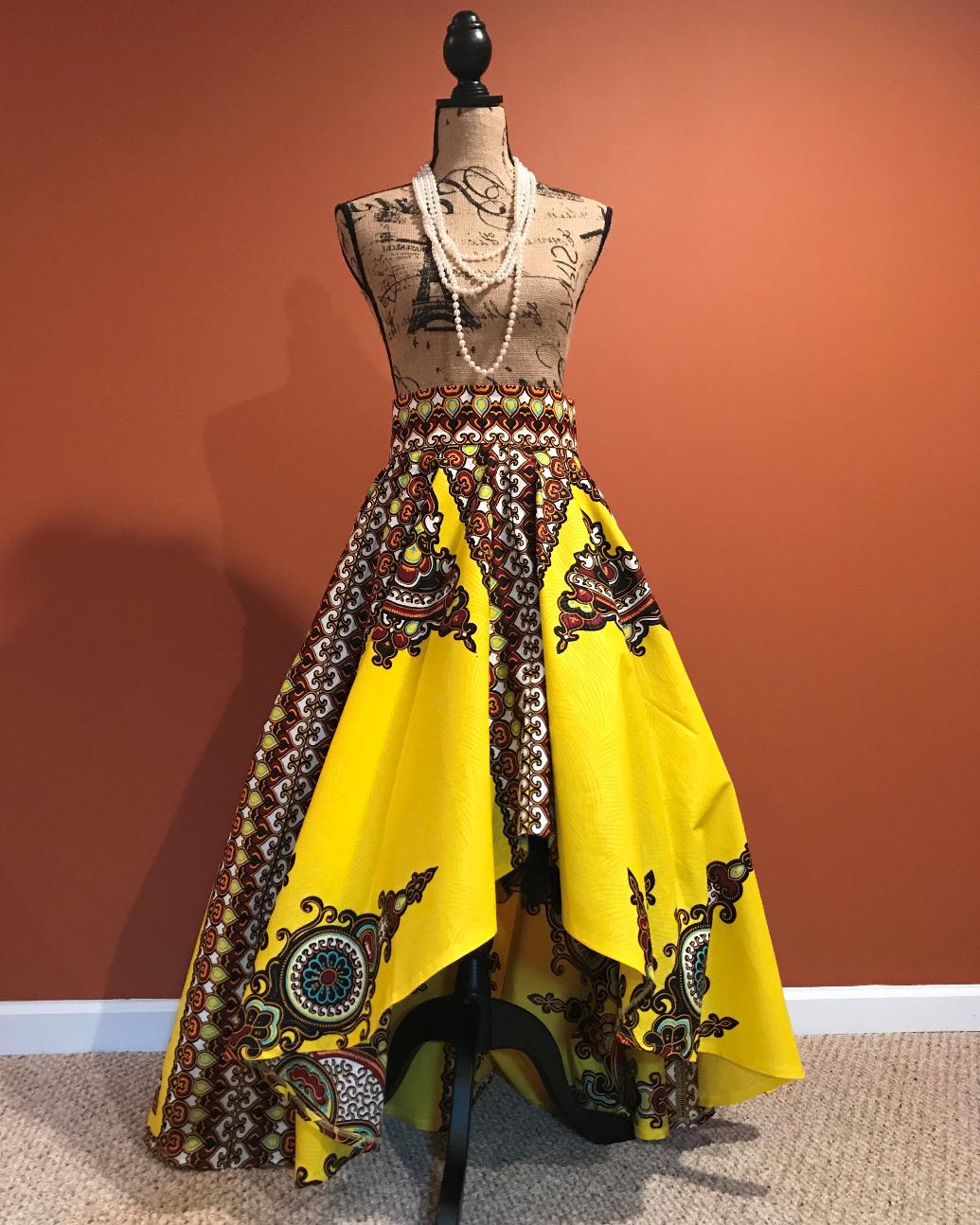 yellow hi low skirt_edited