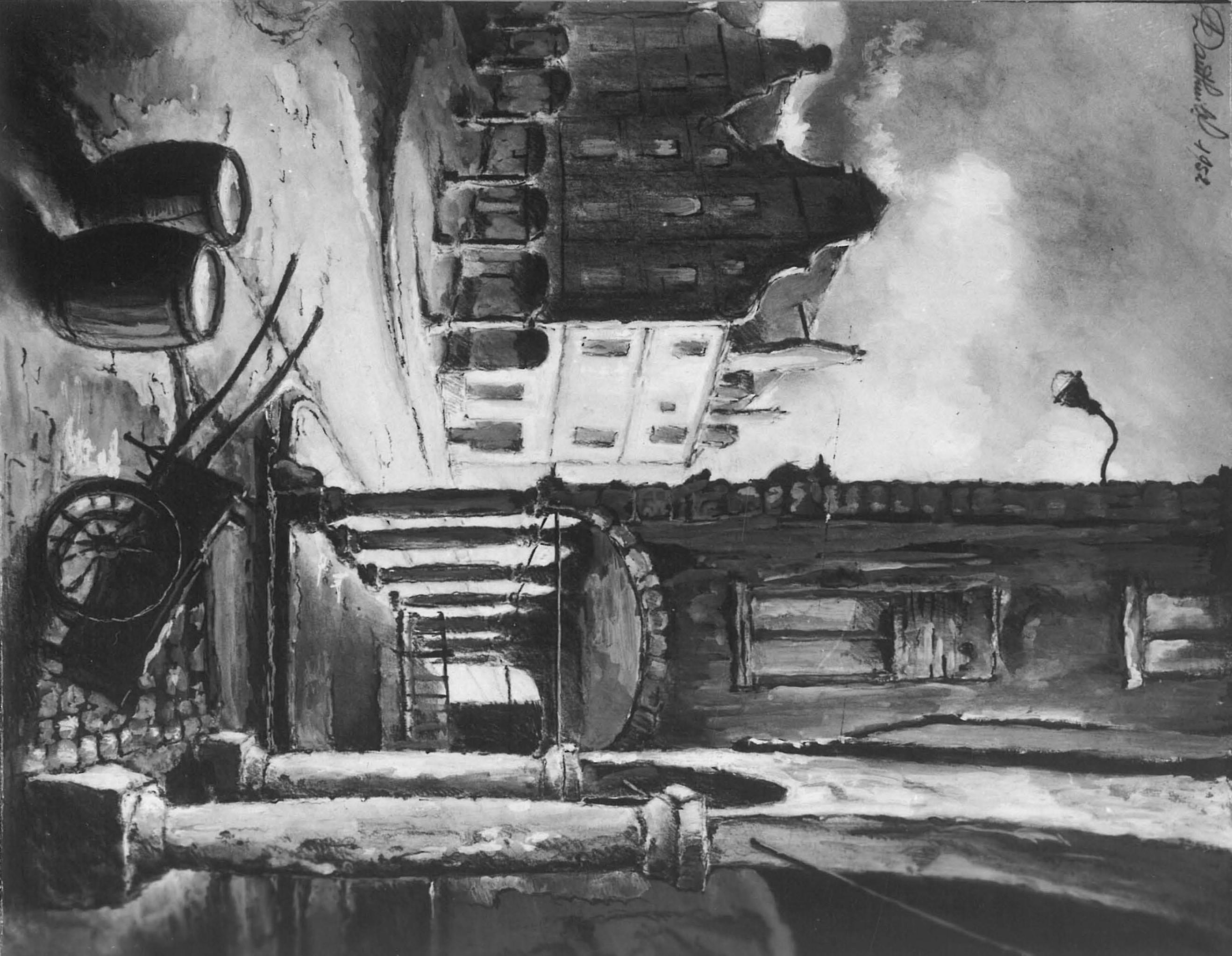 Impression sur la G Place Arras